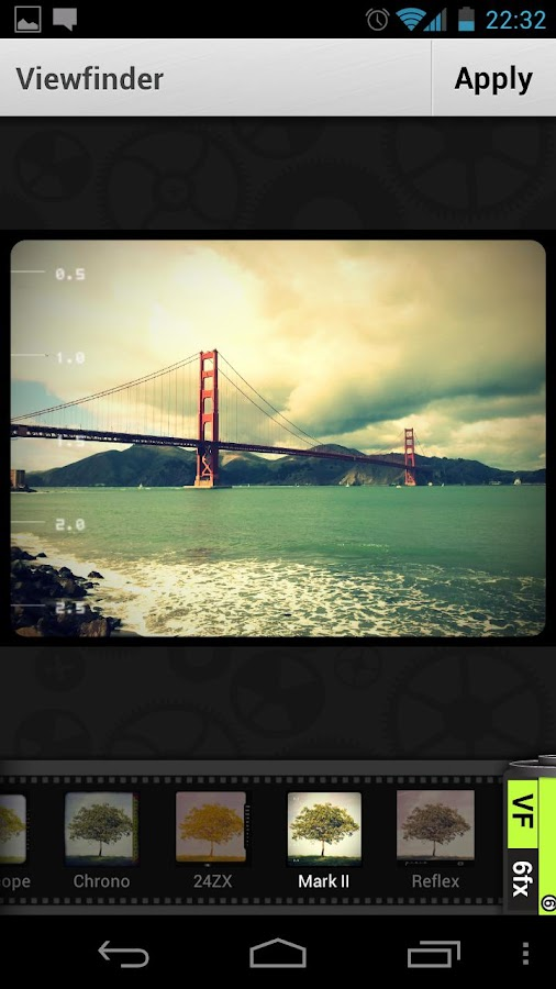 Aviary Effects: Viewfinder - screenshot