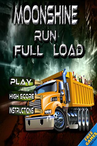Moonshine Run: Full Load Free