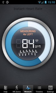 Instant Heart Rate - Pro - screenshot thumbnail
