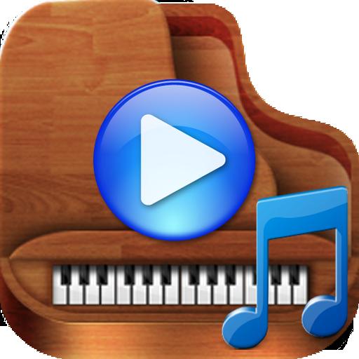 鋼琴與海浪 音樂 App LOGO-硬是要APP