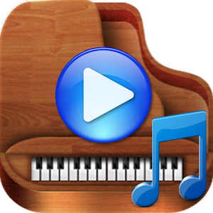 Apps apk Piano with ocean waves  for Samsung Galaxy S6 & Galaxy S6 Edge