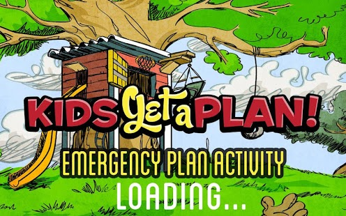 KGAP - Emergency Plan Activity- screenshot thumbnail