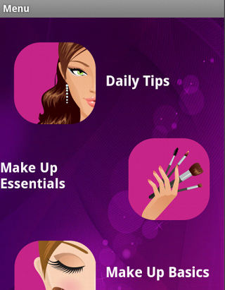 Make Up Beautiful- screenshot