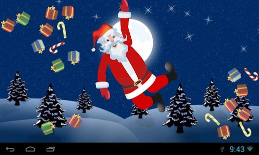 Santa Dummy LiveWallpaper LITE- screenshot thumbnail