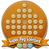 Super Peg Solitaire