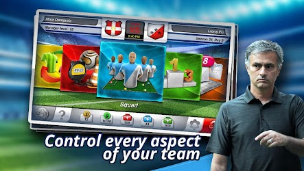 Top Eleven Be a Soccer Manager v2.26 Apk