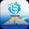 실시간 트위터 교통정보 icon