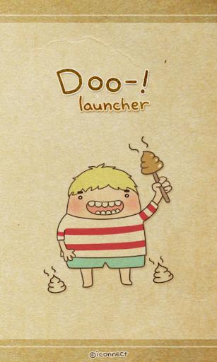 Doo go launcher theme