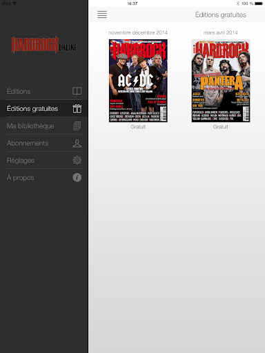 Hard Rock Mag