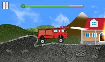 Screenshot of Fire Trucker