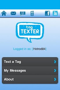 Tag Texter - screenshot thumbnail