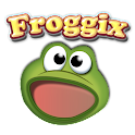 Froggix -The frog classic game icon