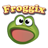 Froggix -The frog classic game