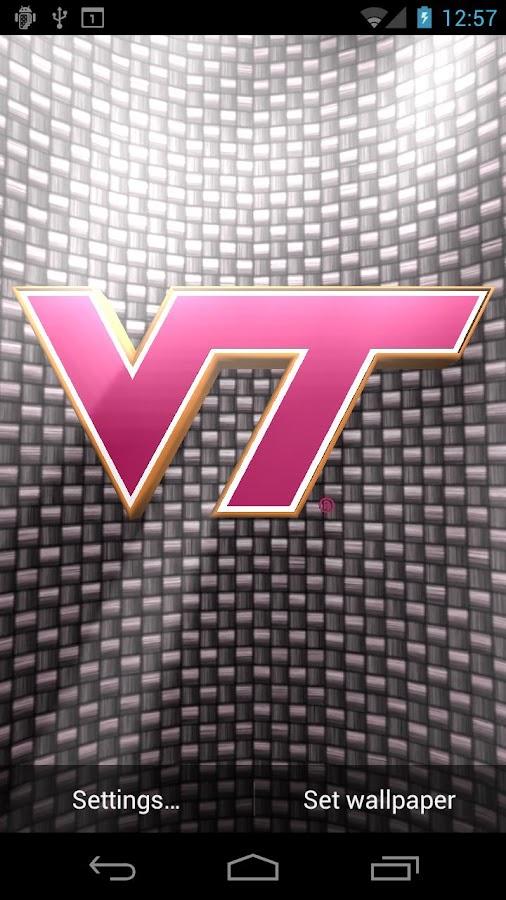 Virginia Tech Hokie Live WPs