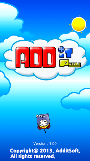 Add It puzzle - Addition game