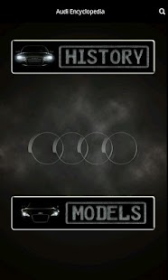 Audi Encyclopedia- screenshot thumbnail