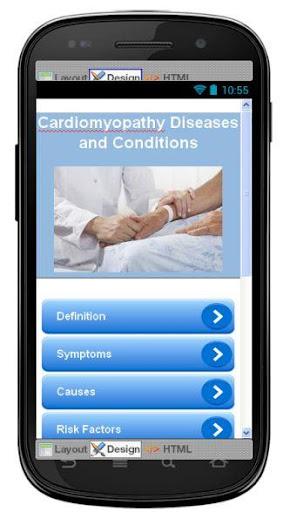 Cardiomyopathy Information