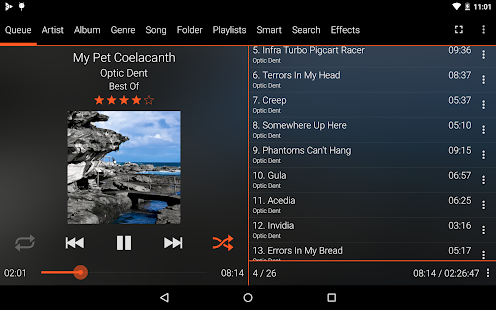 GoneMAD Music Player Unlocker- screenshot thumbnail