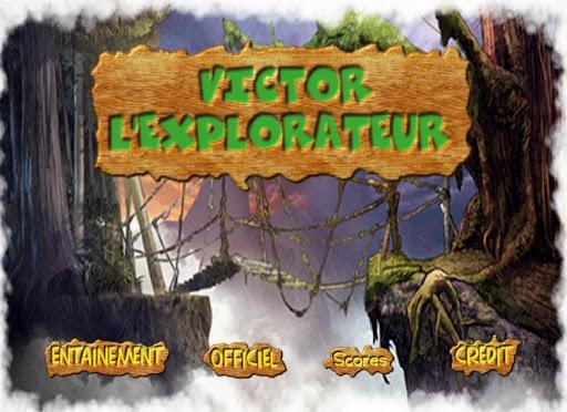 Victor la maille chapitre inca