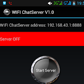 WIFI ChatServer