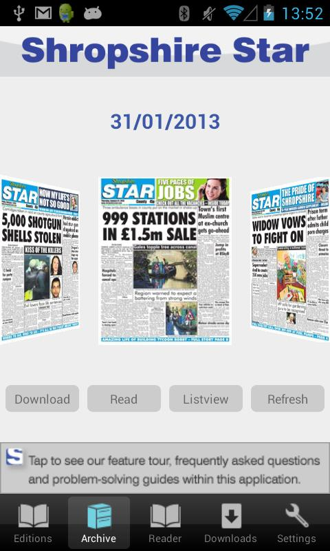 Shropshire Star News App - screenshot