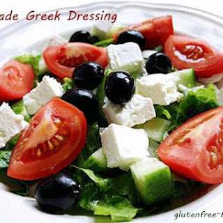 Homemade Greek Dressing