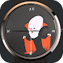 Dracula Watch Face APK icon