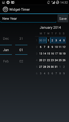 Android App 3-2-1 Countdown Widget - YouTube