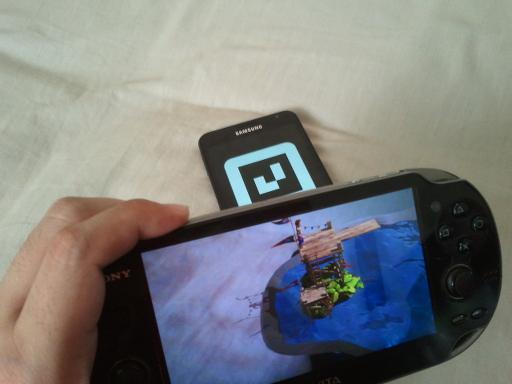 Digital AR cards S+ ps vita