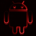 Neon Red - Icon Pack icon