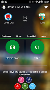 Copalive ( Live Scores) - screenshot thumbnail