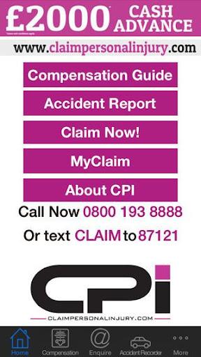 Claim Personal Injury
