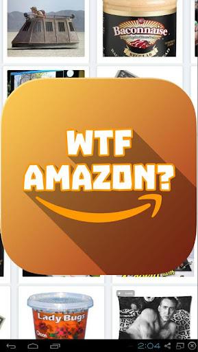 WTF Amazon