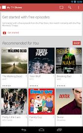 Google Play Movies & TV Screenshot 18