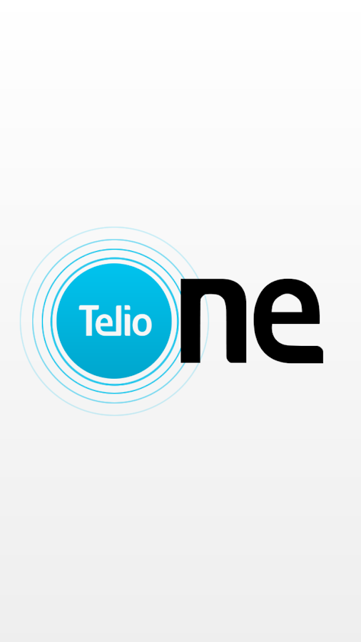 Telio One - screenshot