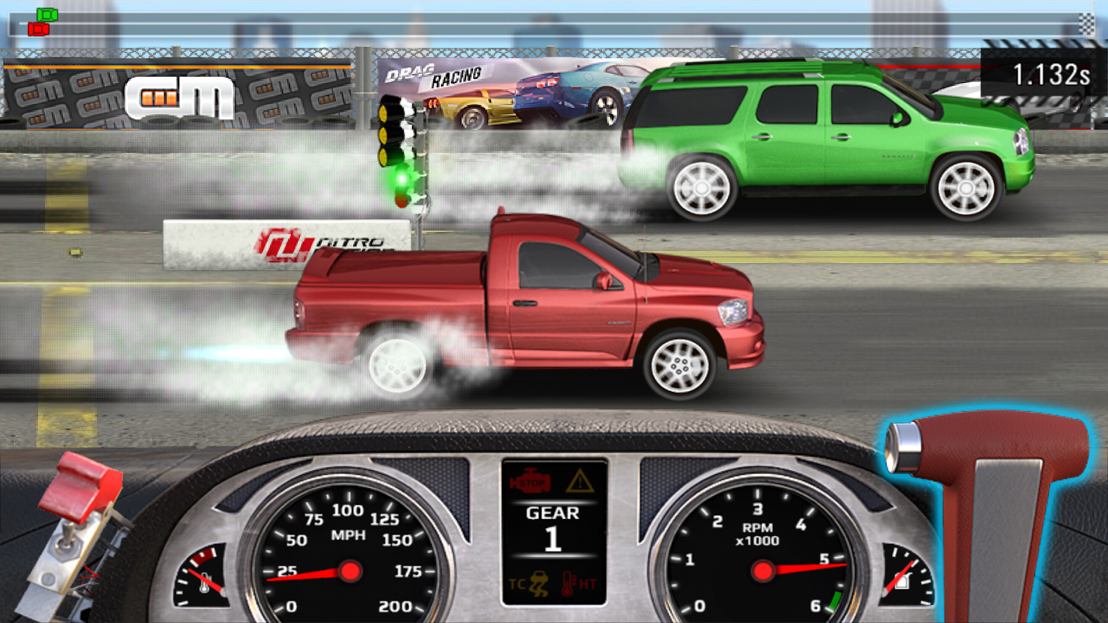 Drag Racing 4x4 v1.0.5 (NEW 2013).apk