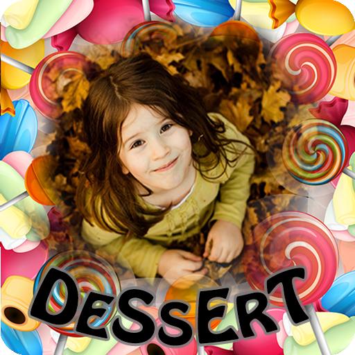 甜品相框 LOGO-APP點子