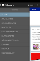Screenshot of Volksbank Niederrhein eG