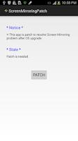 Screenshot of ScreenMirroring Patch