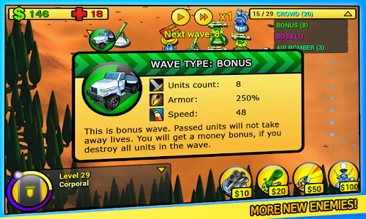 tower defense Line- screenshot thumbnail