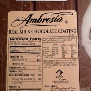 Ambrosia Chocolate