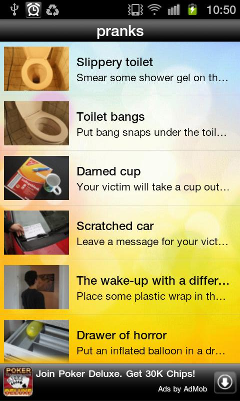 Play Pranks- screenshot