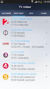 Hír24 - Friss hírek- screenshot thumbnail