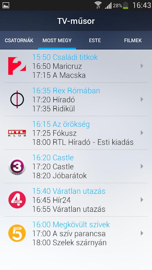 Hír24 - Friss hírek - screenshot
