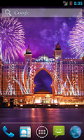Screenshot of Dubai Live Wallpaper