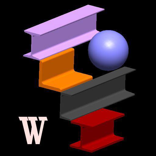 重量計算 LOGO-APP點子