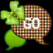GO SMS - Retro Bows