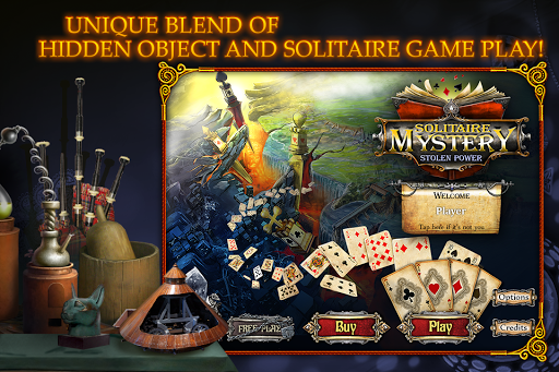 Solitaire Mystery Full