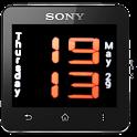 Four Clocks for SmartWatch 2 icon