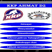 KKP AHMAT D2 JÄÄKIEKKOJOUKKUE